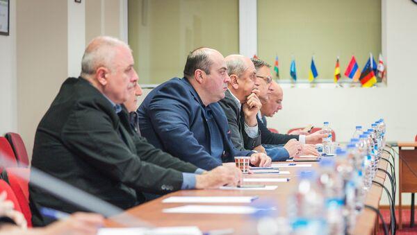 """კონფერენცია """"საქმიანი თანამშრომლობის დღეები"""" - Sputnik საქართველო"""