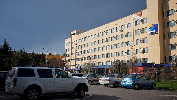 Тбилисская детская клиника имени Иашвили - Sputnik Грузия