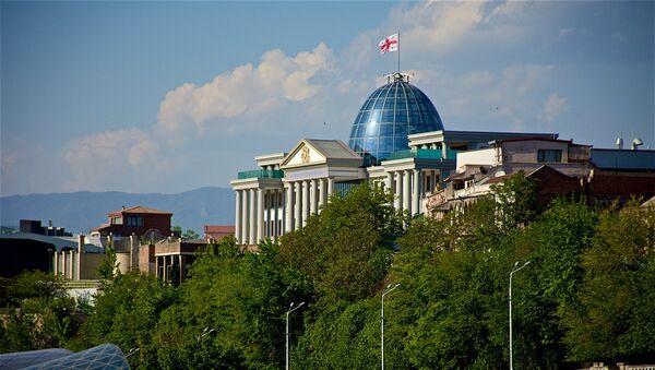 Президентский дворец в Тбилиси - Sputnik Грузия