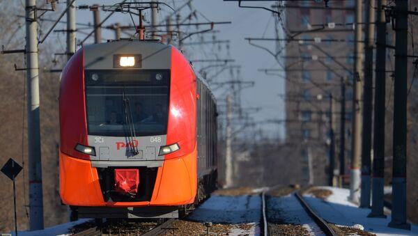 Поезд - Sputnik Грузия