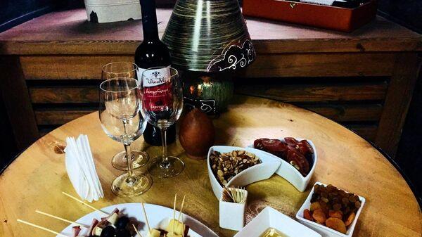 ღვინო ვინომი - Sputnik საქართველო