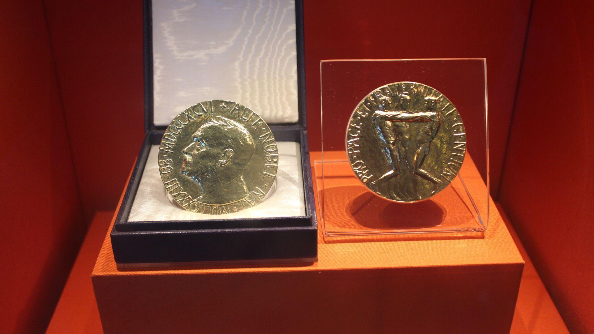 Нобелевская премия - Sputnik Грузия, 1920, 05.10.2021