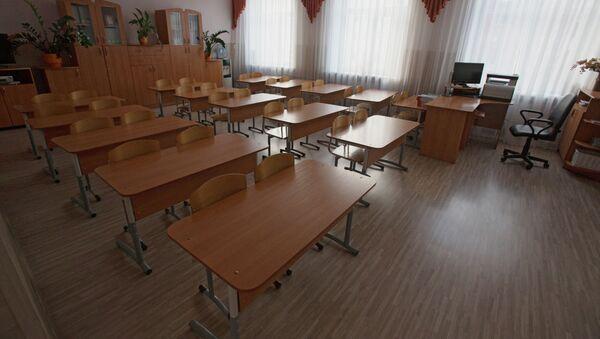 ცარიელი საკლასო ოთახი - Sputnik საქართველო