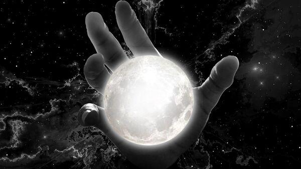 მთვარე ხელში - Sputnik საქართველო