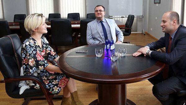 ნათია თოდუა - Sputnik საქართველო