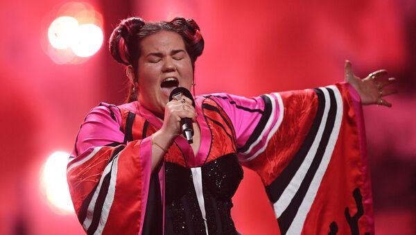 Певица Нетта Барзилай (Израиль) - Sputnik Грузия