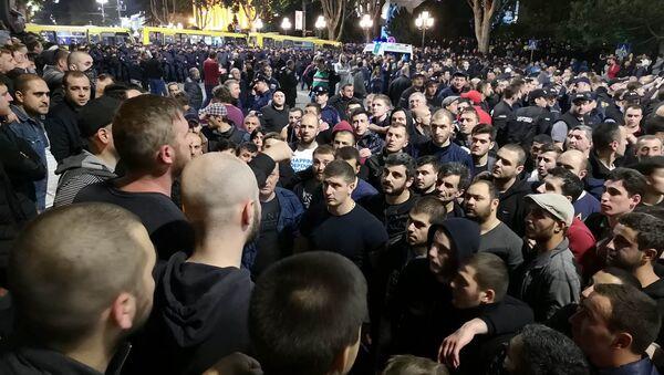 აქცია თბილისში - Sputnik საქართველო