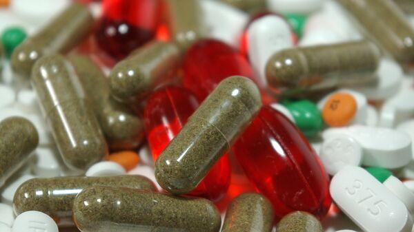 Лекарства и медикаменты - Sputnik Грузия