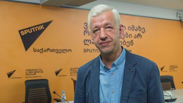 Русские репортеры высоко оценили работу Sputnik Грузия - Sputnik Грузия