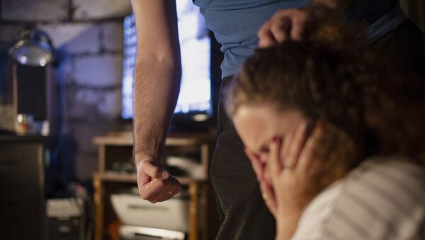 ოჯახური ძალადობა - Sputnik საქართველო