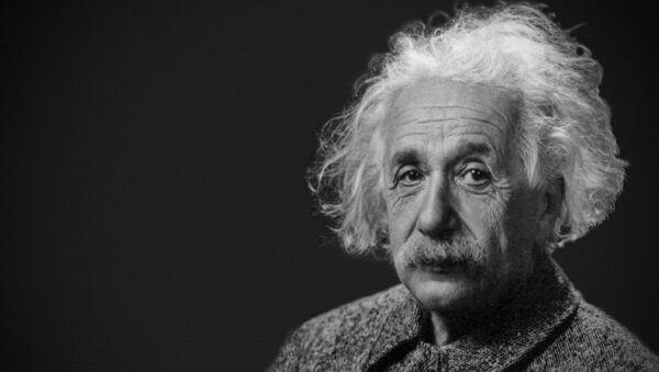 ალბერტ აინშტაინი - Sputnik Грузия