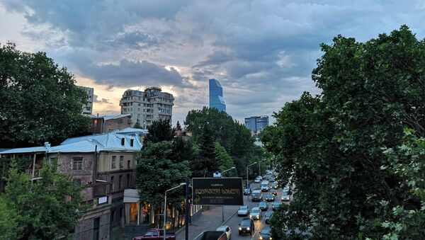 Вечерний Тбилиси - Sputnik Грузия