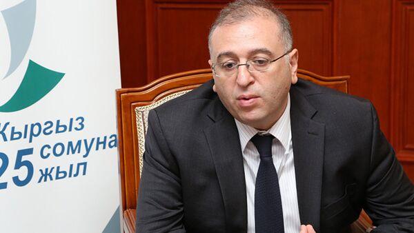 Президент Национального банка Грузии Коба Гвенетадзе - Sputnik Грузия