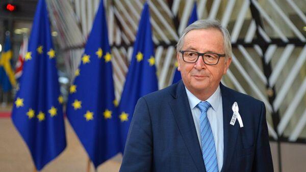 Председатель Европейской комиссии Жан-Клод Юнкер - Sputnik Грузия