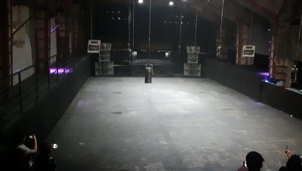 Представителям СМИ предоставили возможность побывать в ночном клубе Бассиани, где была проведена спецоперация - Sputnik Грузия