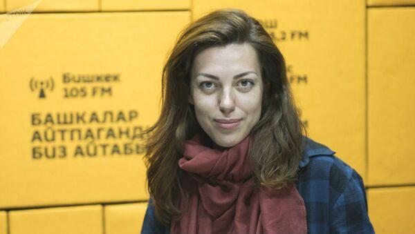 Психолог Александра Стыценко - Sputnik Грузия