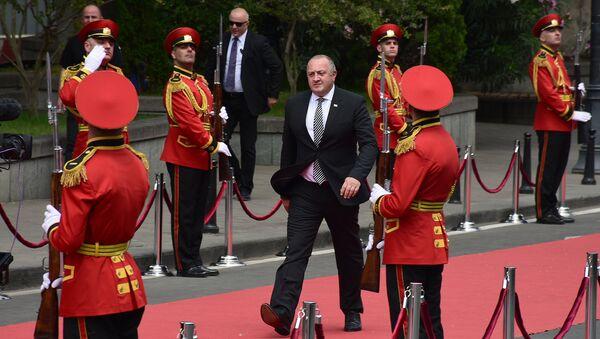 Президент Георгий Маргвелашвили - Sputnik Грузия