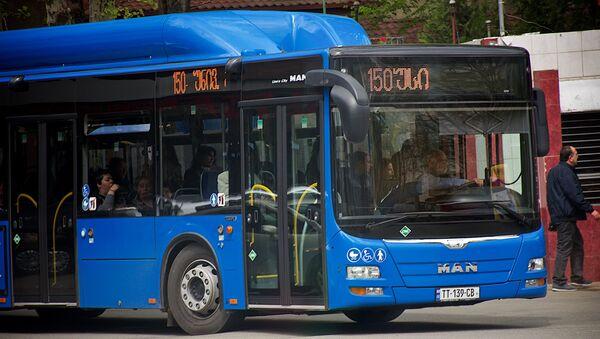 ავტობუსი - Sputnik საქართველო