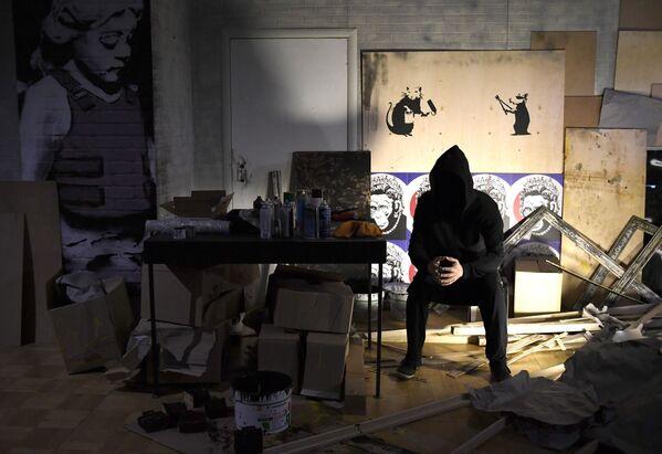 Художник-закадка полностью изменил представление об уличном искусстве - Sputnik Грузия