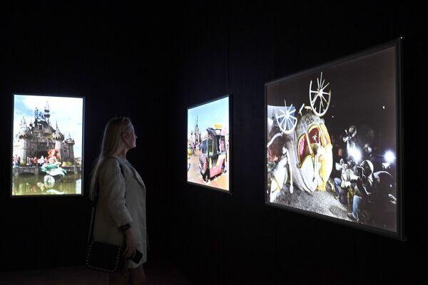 Экспонаты первой персональной выставки Бэнкси застрахованы на 10 миллионов фунтов - Sputnik Грузия