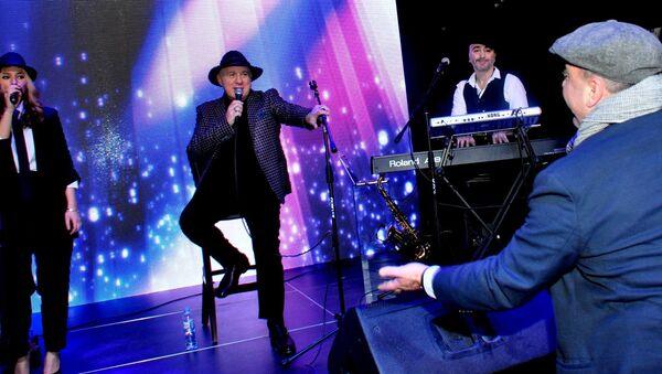 მომღერალი გიო ხუციშვილი - Sputnik საქართველო