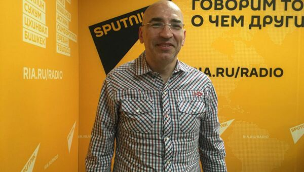 Политолог Леонид Крутаков  - Sputnik Грузия