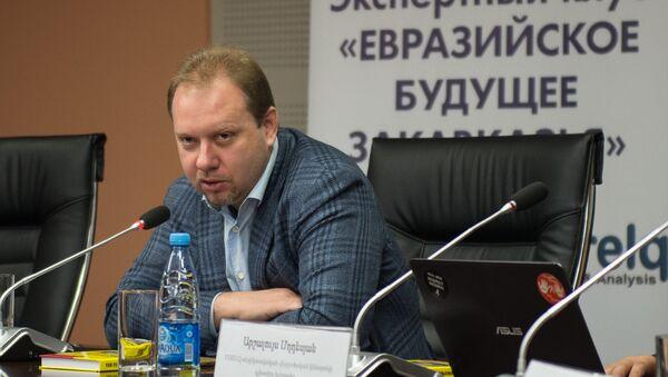 Профессор Высшей школы экономики (НИУ ВШЭ), политолог Олег Матвейчев - Sputnik Грузия