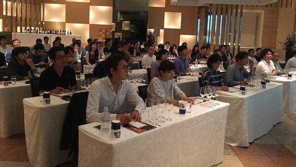 ქართული ღვინის სემინარი-დეგუსტაცია იაპონიაში - Sputnik საქართველო