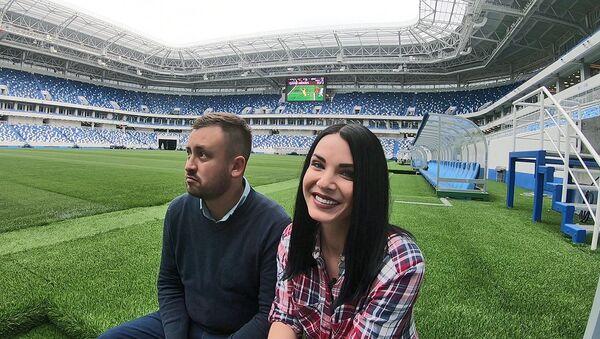 Есть ли у футбола запах: проверено в Калининграде - Sputnik Грузия