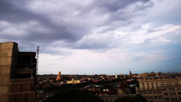 Облака на небе - Sputnik Грузия