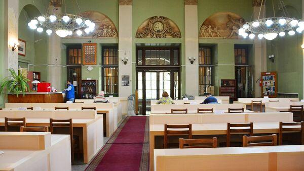 ბიბლიოთეკა библиотека - Sputnik Грузия