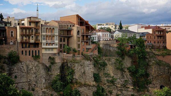 Вид на Тбилиси - Sputnik Грузия