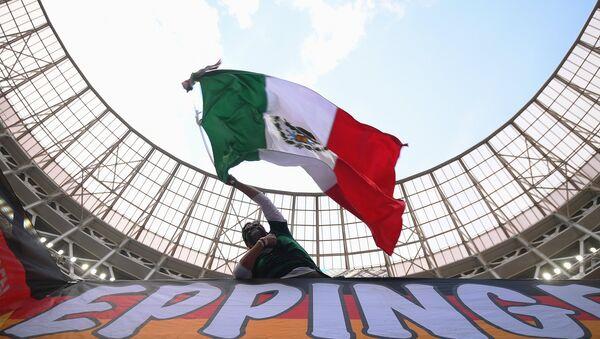 მექსიკის ნაკრების ქომაგი - Sputnik საქართველო