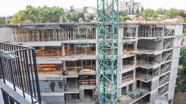 стройка строительство недвижимость - Sputnik Грузия