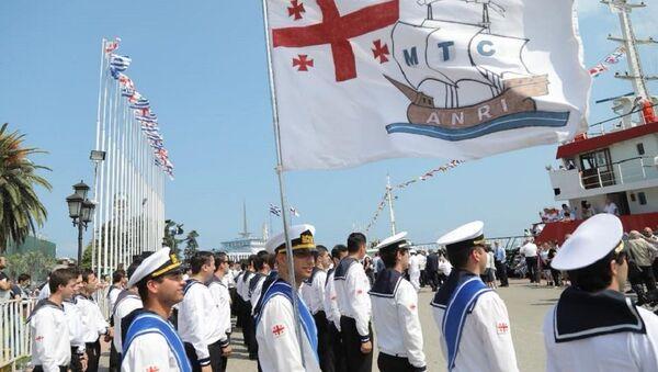 День моряка отметили в Батуми - Sputnik Грузия