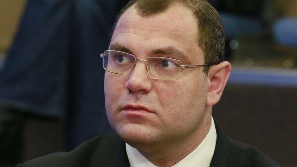 Ведущий научный сотрудник Института проблем международной безопасности РАН Алексей Фененко - Sputnik Грузия