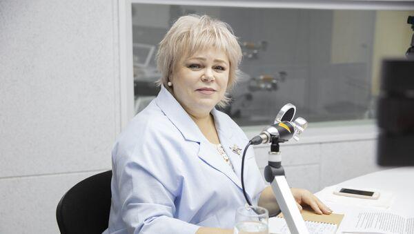 Лилия Федорова - Sputnik Грузия