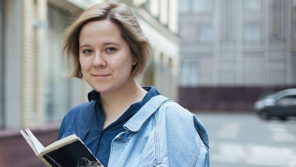 Журналист и блогер Екатерина Майорова - Sputnik Грузия
