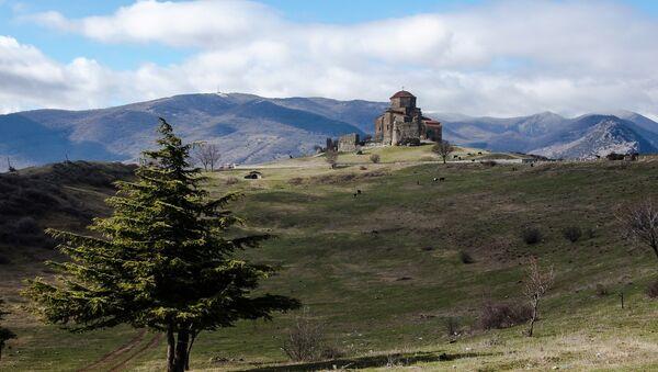 საქართველოს მთები და ტაძრები - Sputnik საქართველო