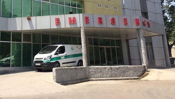Центральная больница города Рустави  - Sputnik Грузия