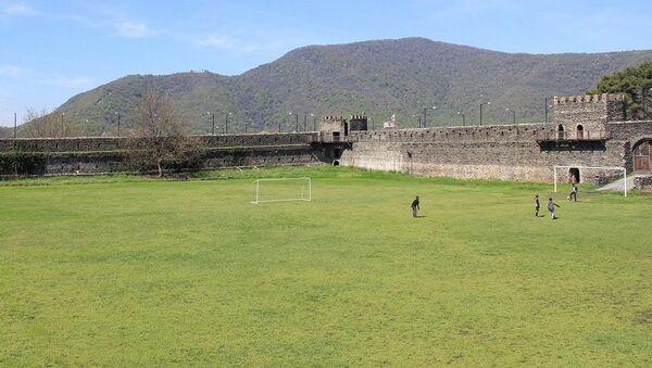 Кварельская крепость в Кахети - Sputnik Грузия