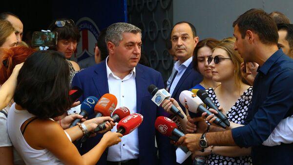 კახი კახიშვილი - Sputnik საქართველო
