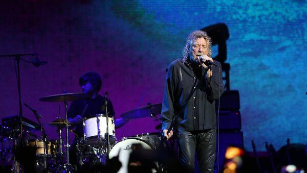 Вокалист Led Zeppelin Роберт Плант - Sputnik Грузия
