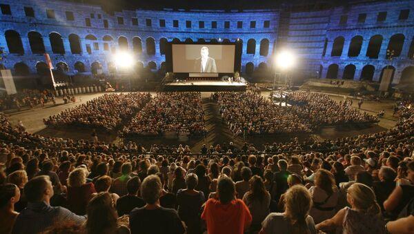 Кинофестиваль в Пуле - Sputnik Грузия