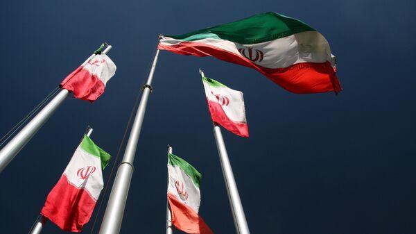 ირანის დროშები - Sputnik საქართველო