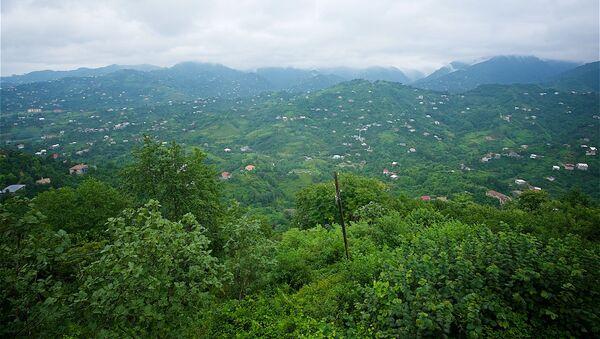 Высокогорная Аджария - сельские дома - Sputnik Грузия