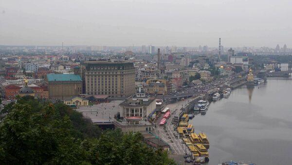 Вид на город Киев - Sputnik Грузия