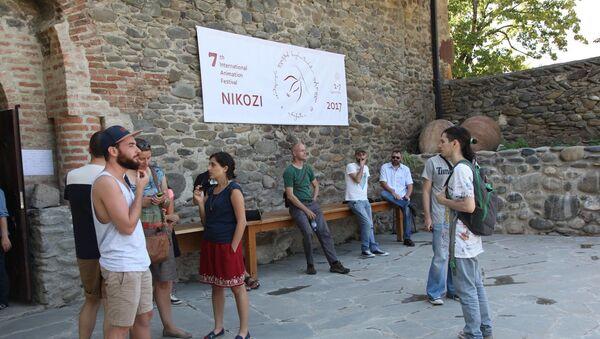 Международный фестиваль анимационных фильмов Никози   - Sputnik Грузия