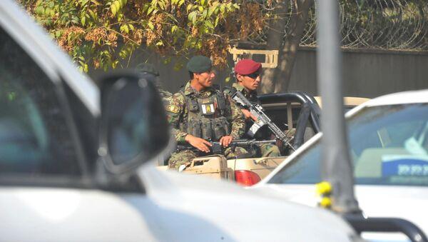 Военные в Республике Афганистан. Архивное фото - Sputnik Грузия