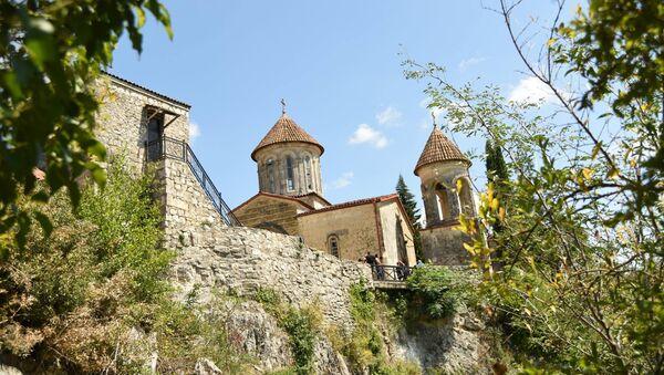 Монастырь Моцамета - Sputnik Грузия